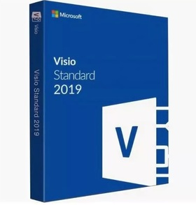 Microsoft Visio Standard 2019 (лицензия ESD Win 10), цена за 1 лицензию