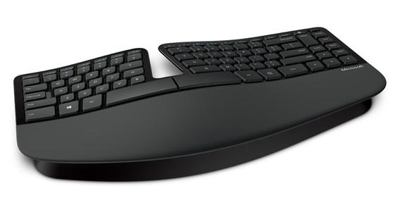 Клавиатура+мышь Microsoft Corporation Sculpt Ergonomic Desktop L5V-00017, цвет черный