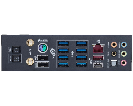 Материнская плата ASUS AMD X470 ROG CROSSHAIR VII HERO (WI-FI)