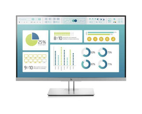 Монитор HP Inc. E273 27.0-inch серебристый