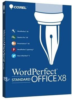 Corel WordPerfect Office X8