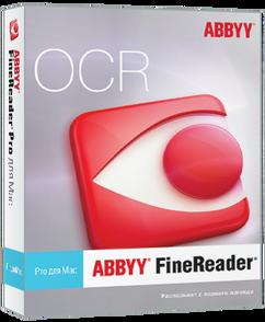 ABBYY FineReader Pro для Mac (обновление лицензии), AFPM-1S2W01-102