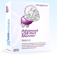 Advanced USB Port Monitor 2