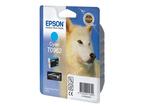 Купить Картридж голубой Epson C13T09624010, Голубой