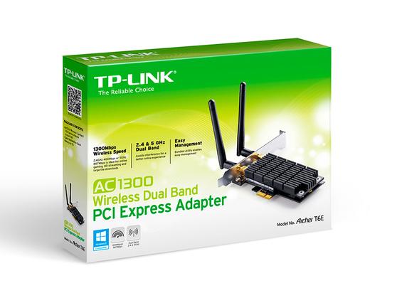 Адаптер Wi-Fi TP-LINK Archer ARCHER
