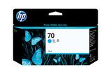 Картридж голубой HP Inc. 70, C9452A фото