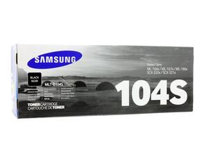 Тонер-картридж черный Samsung MLT-D104S, SU748A