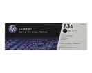Купить Тонер-картридж черный HP Inc. CF283AD, Черный