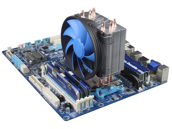 Кулер Процессорный Deepcool CPU cooler GAMMAXX