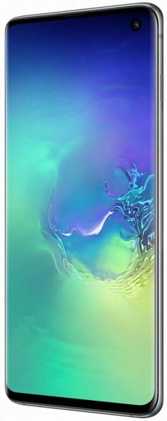 Смартфон Samsung Galaxy S10 SM-G973F 128 ГБ зеленый