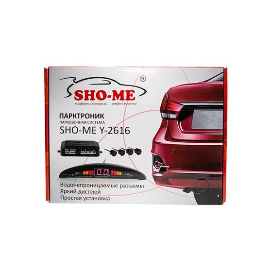 Парковочные радар Sho-Me Y-2616N04