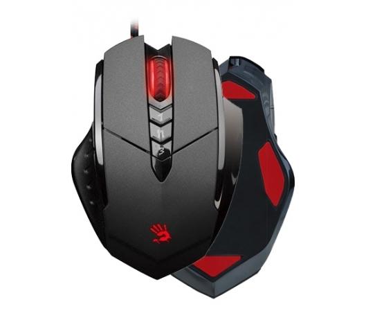 Мышь A4tech Bloody V7M, цвет черный
