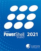 SAPIEN PowerShell Studio 2021