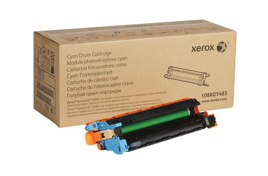 Фото товара VersaLink C600/С605, голубой принт-картридж