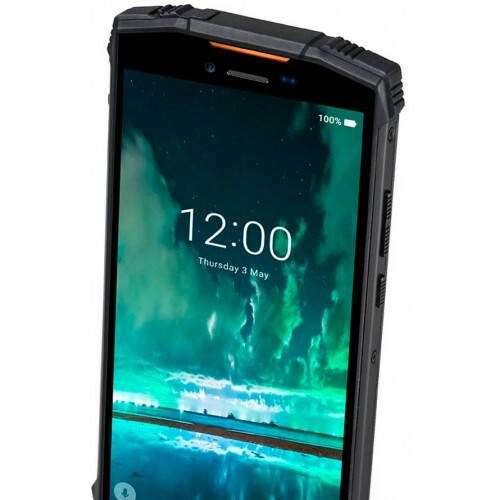 Смартфон Doogee  S55 64 ГБ оранжевый