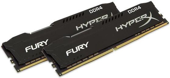 Оперативная память Kingston Desktop DDR4 3200МГц 32GB, HX432C18FBK2/32