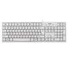 Клавиатура SVEN KB-S300 SV-016647, цвет белый