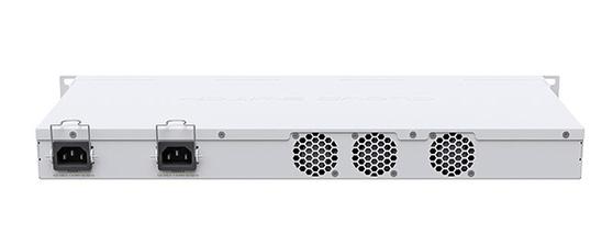Коммутатор MikroTik CRS326-24S+2Q+RM