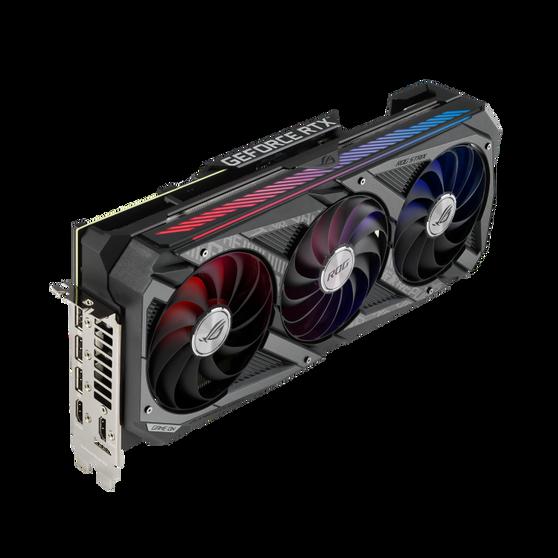 Видеокарта ASUS GeForce RTX 3080 10 ΓБ Retail