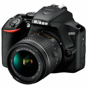 Фотоаппарат Nikon D3500