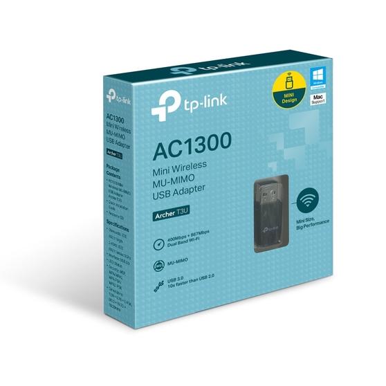 Адаптер Wi-Fi TP-LINK Archer T3U