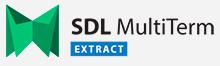 SDL MultiTerm Extract