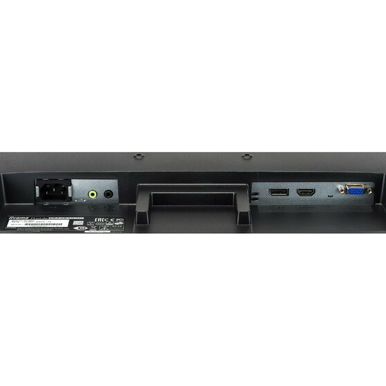 Монитор Iiyama XB2483HSU 23.8-inch черный