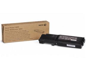 Phaser 6600/WorkCentre 6605, черный тонер-картридж стандартной емкости
