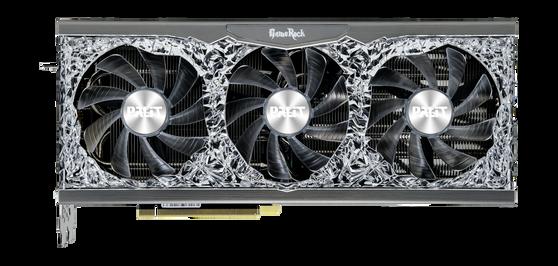 Видеокарта Palit GeForce RTX 3080 10 ΓБ Retail LHR