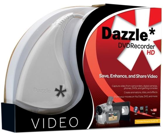 Pinnacle Dazzle DVD Recorder HD