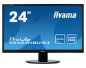 Монитор Iiyama X2483HSU 23.8'' черный