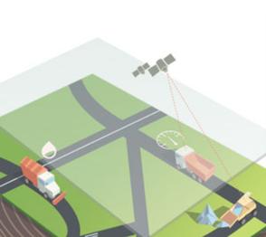 ГрадоСервис AutoMap (коробочное решение), Модуль «Автобаза» на 100 транспортных средств