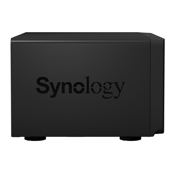 Сетевое хранилище Synology DiskStation DS1817