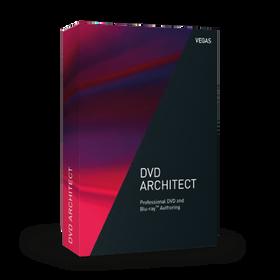 VEGAS DVD Architect