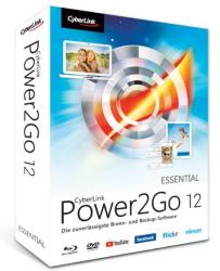 Cyberlink Power2Go 12