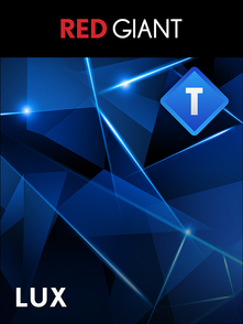 Red Giant Software Trapcode Lux (Plug-in, академическая версия), TCD-LUX-A