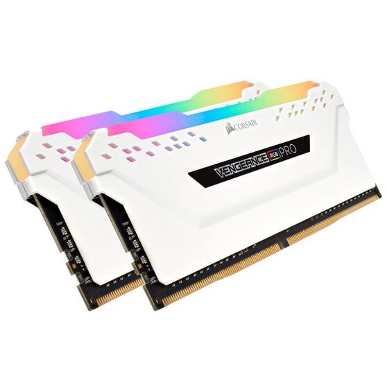 Оперативная память Corsair Desktop DDR4 3000МГц 2x8GB, CMW16GX4M2C3000C15W, RTL