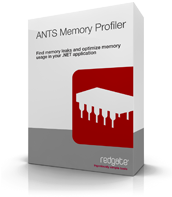 Red Gate Software Red Gate ANTS Memory Profiler (лицензия с техподдержкой на 1 год), 4 пользователя, SKU-77