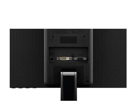 Монитор LG 22MP48A-P 21.5'' черный
