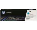 Картридж голубой HP Inc. CF211A (131A) фото