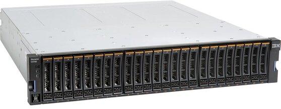 Сетевая система хранения данных LENOVO V3700 V2 SFF
