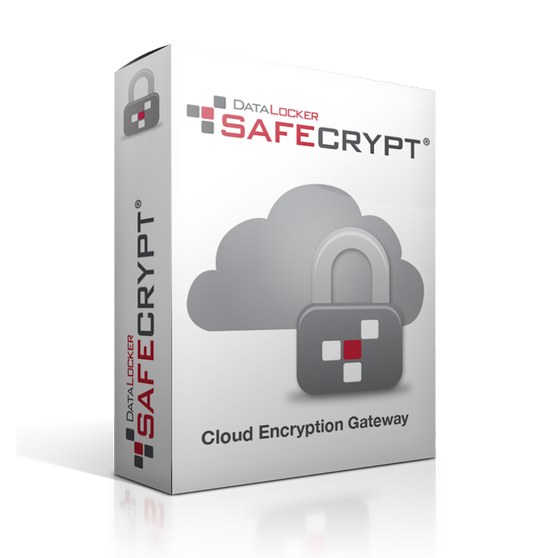DataLocker SafeCrypt