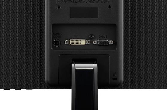Монитор LG 22MP48D-P 21.5'' черный