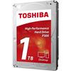 Жесткий диск  TOSHIBA 3.5 HDD P300 1TB 7.2K SATA3