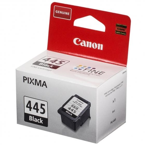 Картридж черный Canon PG-445, 8283B001