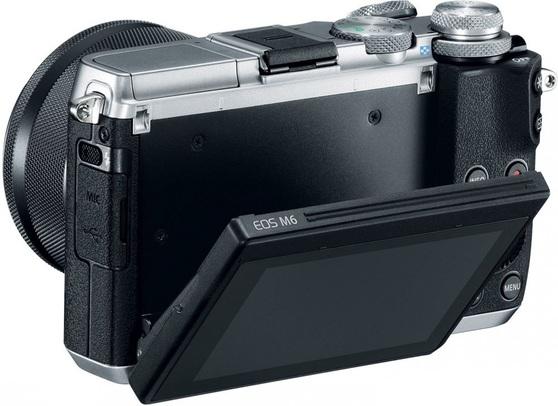 Фотоаппарат Canon EOS M6
