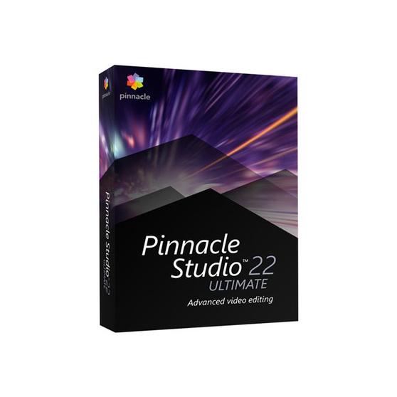 Corel Corporation Pinnacle Studio 21 (коробочная версия), Plus