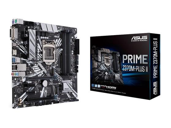 Материнская плата ASUS Intel Z370 PRIME Z370M-PLUS II
