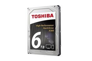 Жесткий диск  TOSHIBA 3.5 HDD X300 6TB 7.2K SATA3