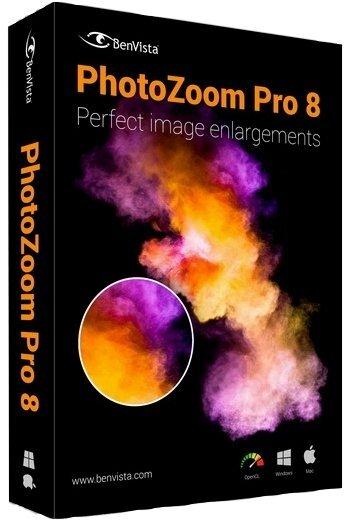 BenVista PhotoZoom Pro 8 (лицензия )